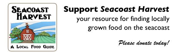 Donate to Seacoast Harvest