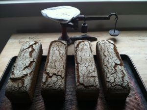 Rye Loaves from Sunnyfield