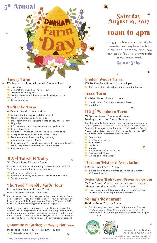Durham Farm Day